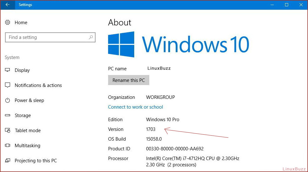 Windows10-OS-Version