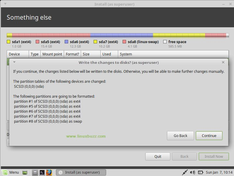 Accept-changes-linuxmint18-3-installation