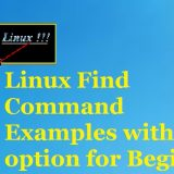 Linux-find-command-perm-option