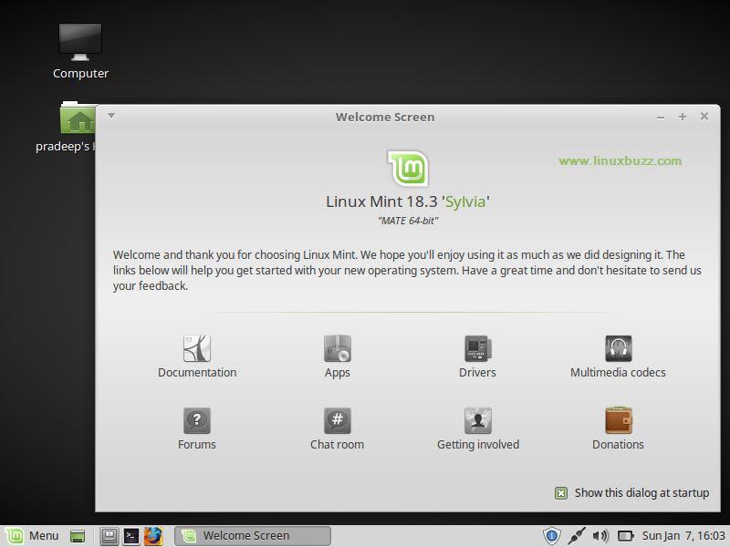 LinuxMint18-3-Desktop