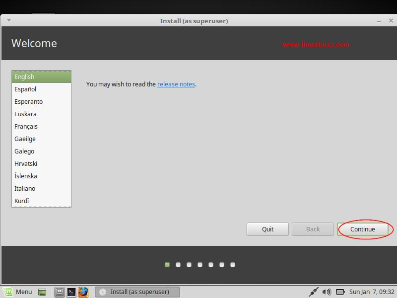 Select-Language-During-LinuxMint-18-3