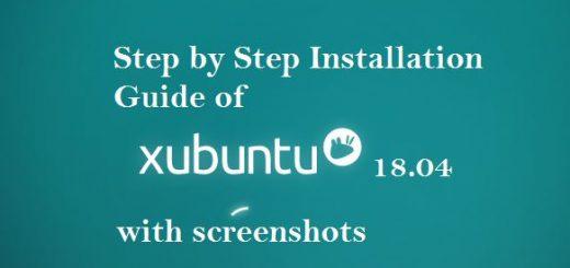 Xubuntu-18-04-Installation-Guide