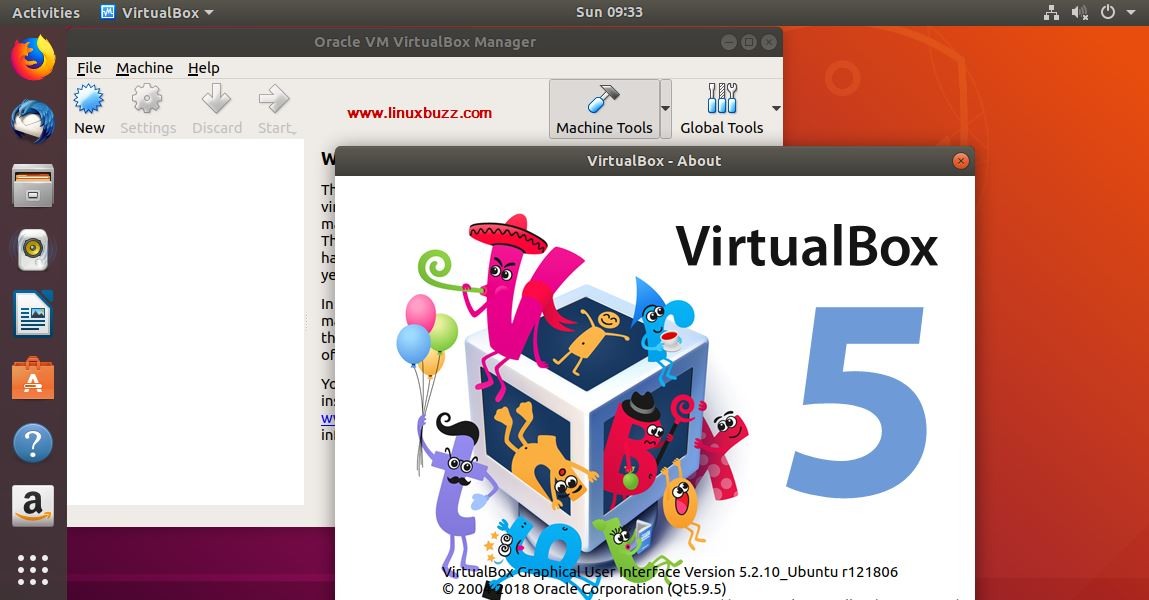How to Install VirtualBox on Ubuntu 18 04 LTS