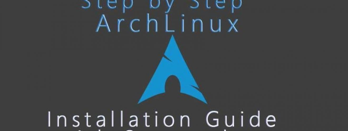 install arch linux from usb