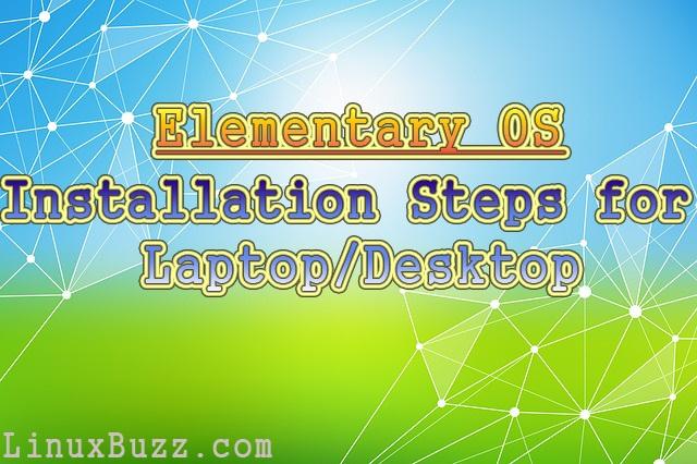 ElementaryOS-Installation-Guide