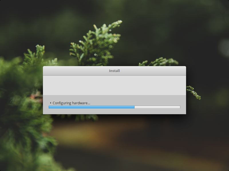 ElementaryOS-Installation-Progress