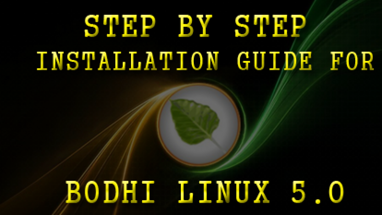Bodhi Linux 5 0 Installation Guide with Screenshots