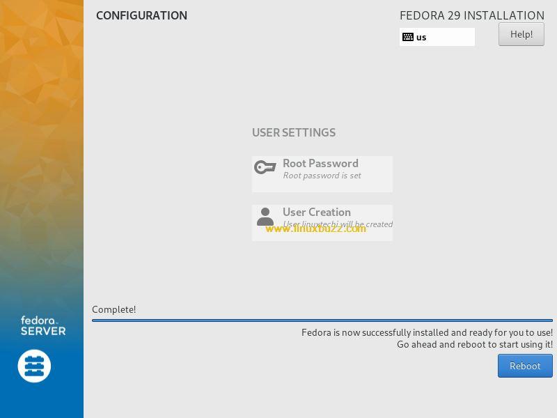 Reboot-System-After-Fedora29-Installation