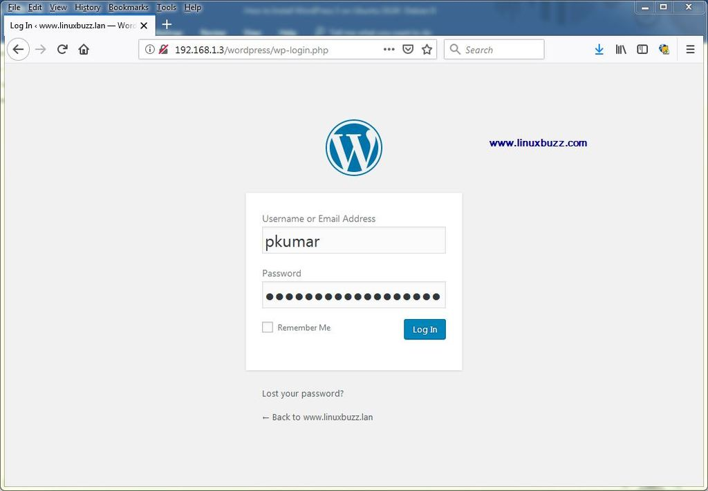 WordPress-Login-Page-Ubuntu-18-04