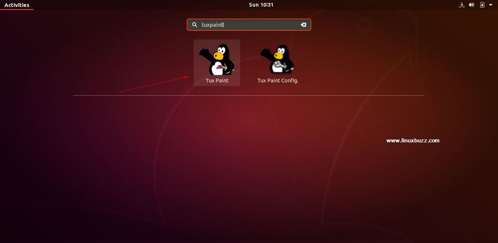 Access-Tuxpaint-Ubuntu-18
