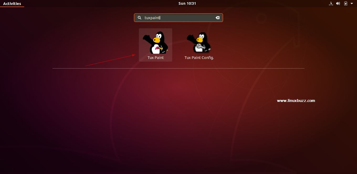 How to Install Tux Paint on Ubuntu 18 04 / 18 10 / Linux Mint 19