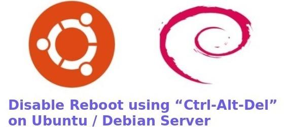 Disable-Reboot-Ctrl-Alt-Del-Ubuntu