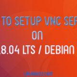 VNC-Server-Ubuntu-18-Debian9