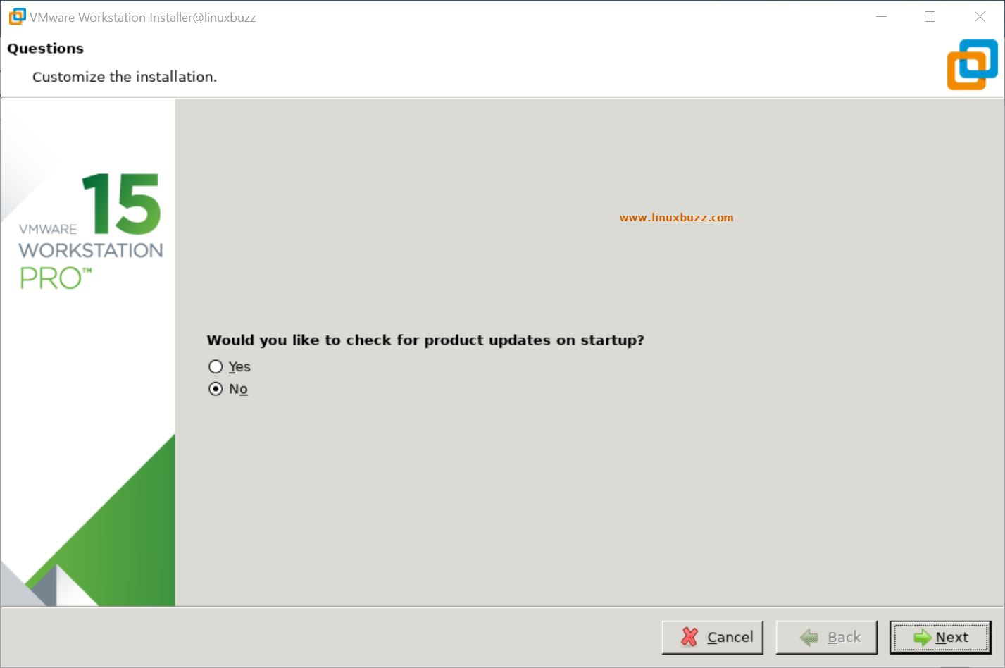 How to Install VMware Workstation on Ubuntu / Linux Mint Desktop