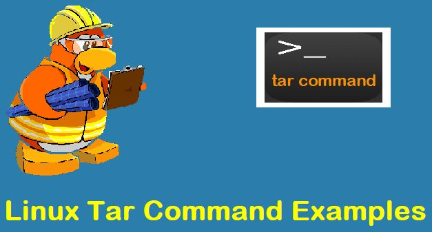 Linux-Tar-Command-Examples