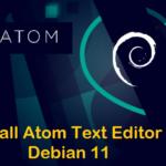 Install-Atom-Text-Editor-Debian