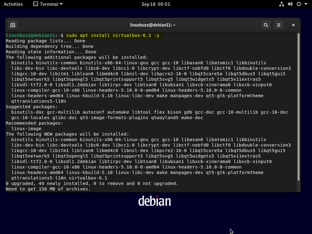 Install-virtualbox-with-apt-command-debian11